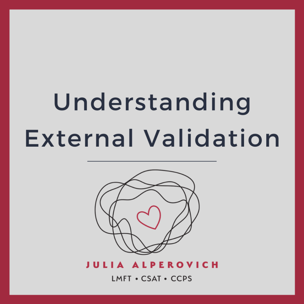 Understanding External Validation